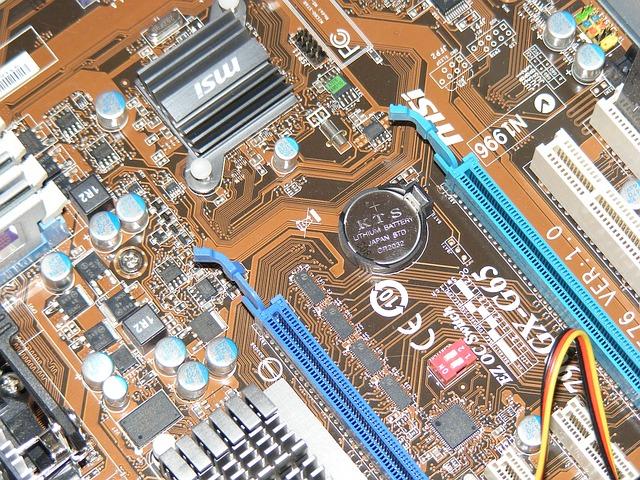 motherboard for office desktop pc