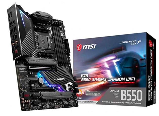 AMD Ryzen 3 3200G Compatible Motherboard